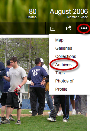 Flickr archives
