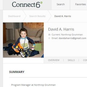 Connect6 People Finder_DavidAHarris