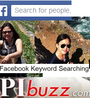 Facebook Keyword Search