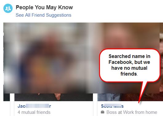 Facebook Incognito - Loss Prevention Investigations
